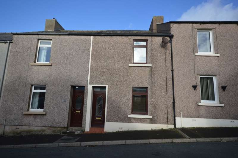 3 Bedrooms Property for sale in Moresby Terrace, Parton, Whitehaven, CA28