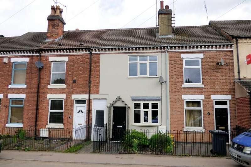 2 Bedrooms Terraced House for sale in Forest Road, Burton Upon Trent