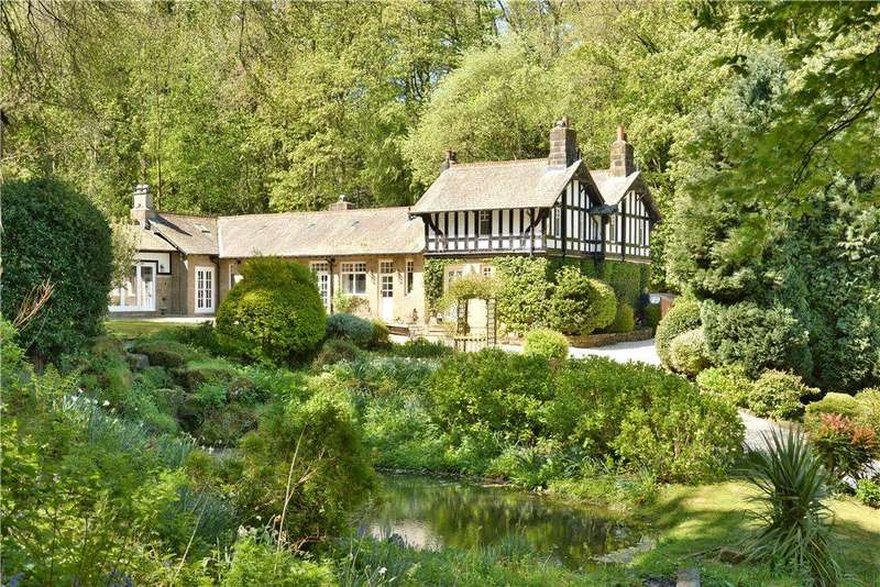 4 Bedrooms Detached House for sale in Firs Hill Coach House, Staircase Lane, Pool In Wharfedale, Otley, West Yorkshire