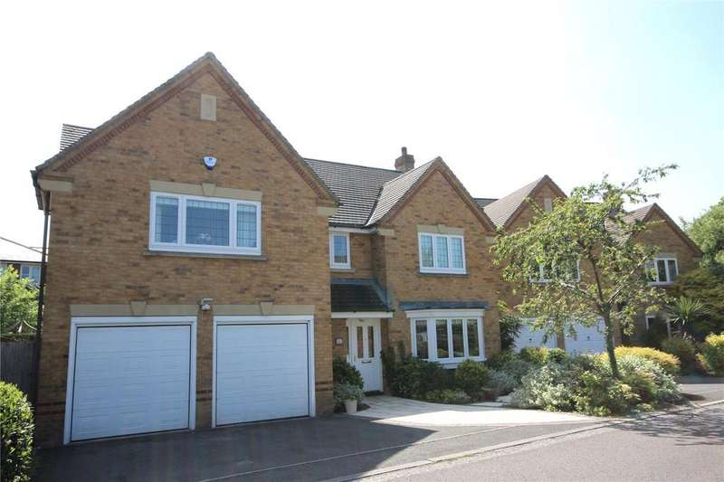 5 Bedrooms Detached House for sale in John Repton Gardens, Royal Victoria Park, Bristol, BS10