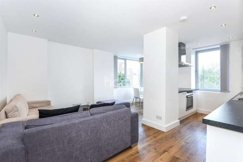 2 Bedrooms Flat for sale in Northboure Rod, Clapham, SW4
