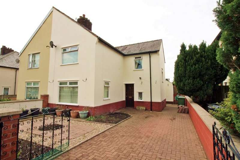 4 Bedrooms Semi Detached House for sale in Moor Crescent, Longtown, Carlisle