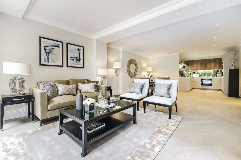 2 Bedrooms Flat for sale in Eaton Place, London, SW1X