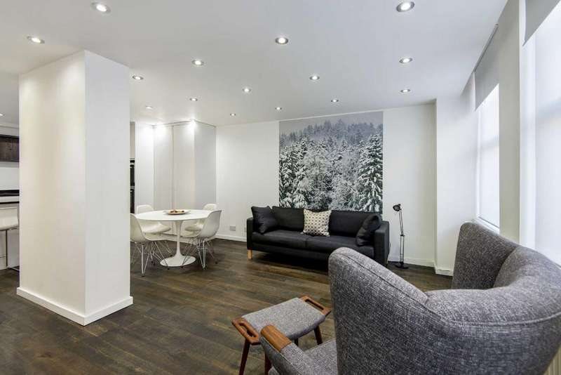 2 Bedrooms Apartment Flat for sale in Britton Street, EC1M