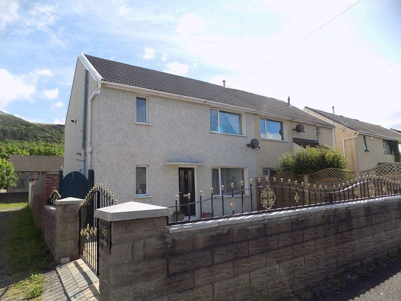 3 Bedrooms Semi Detached House for sale in Vivian Terrace, Aberavon, Port Talbot, Neath Port Talbot. SA12 6ET