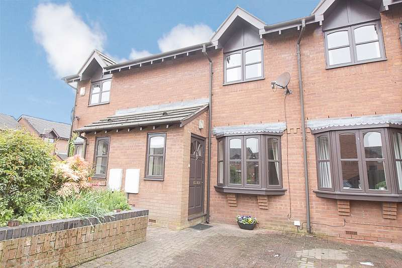 2 Bedrooms Terraced House for sale in Church View, Tarleton, Preston, Lancashire. PR4 6UW