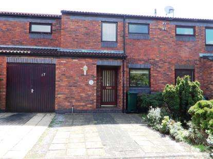 2 Bedrooms Terraced House for sale in Hatherton Way, Chester, Cheshire, CH2