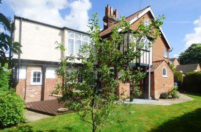 4 Bedrooms Semi Detached House for sale in Hadleigh, Ipswich, Suffolk