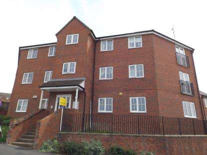 2 Bedrooms Flat for sale in East Street, Doe Lea, Chesterfield, Derbyshire