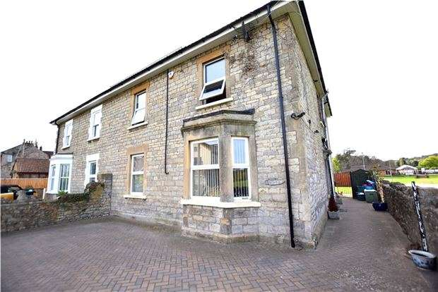 4 Bedrooms Semi Detached House for sale in Bristol Road, Keynsham, Bristol, BS31 2BG