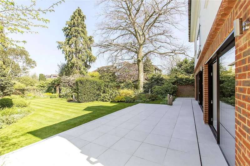 6 Bedrooms Detached House for sale in Copse Hill, London, SW20