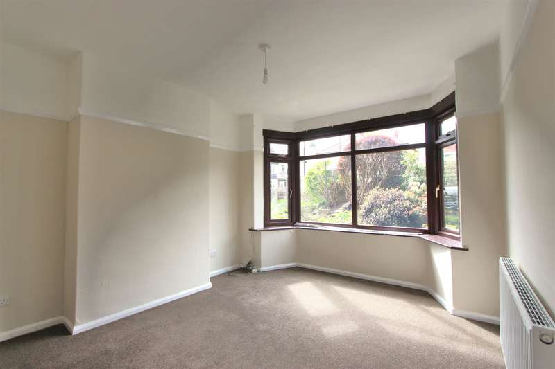 4 Bedrooms Semi Detached House for rent in Bannerdale Road, Sheffield, S7 2DT