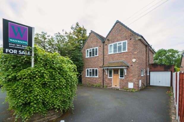 4 Bedrooms Detached House for sale in High Elm Road, Hale Barns