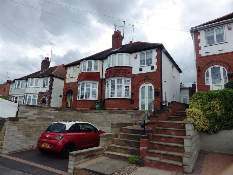 3 Bedrooms Semi Detached House for sale in Grange Road, Halesowen