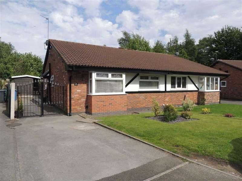 3 Bedrooms Property for sale in Old Oak Drive, Denton, Manchester