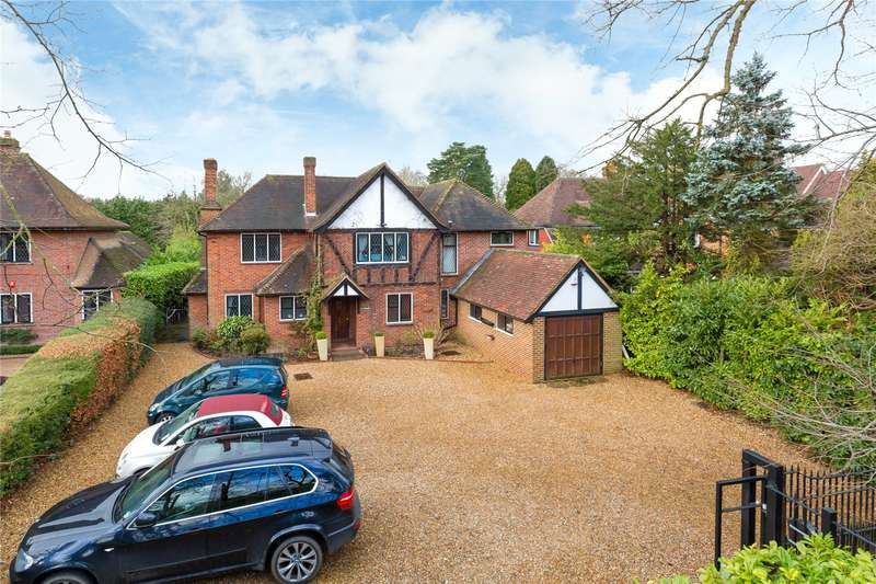 5 Bedrooms Detached House for sale in Windsor Road, Gerrards Cross, Buckinghamshire, SL9