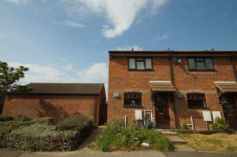 2 Bedrooms End Of Terrace House for sale in Suffolk Avenue, Leigh-On-Sea