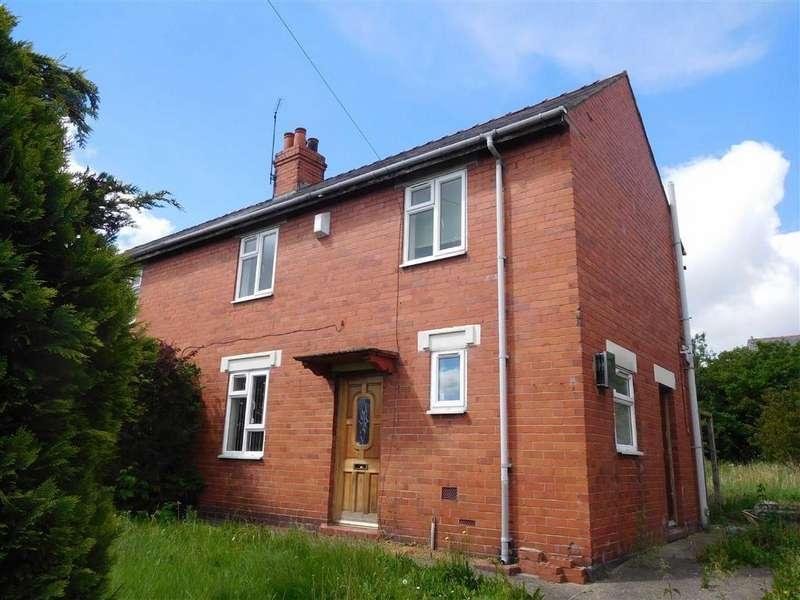 3 Bedrooms Semi Detached House for sale in Ffordd Gwynedd, Rhos, Wrexham