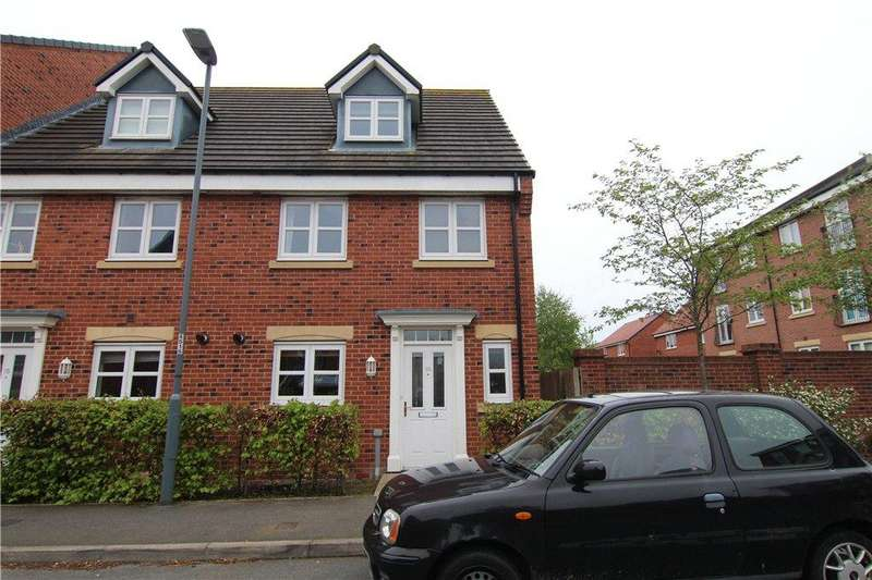 4 Bedrooms End Of Terrace House for sale in Hutton Way, Framwellgate Moor, DH1