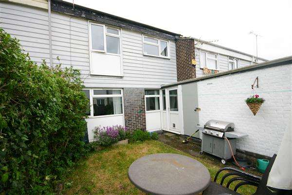 3 Bedrooms Terraced House for sale in Andromeda Road, Southampton