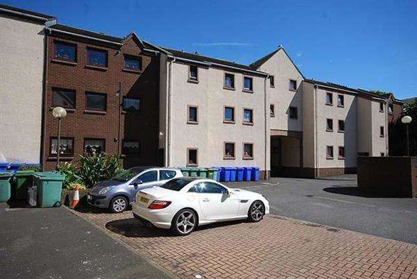 2 Bedrooms Apartment Flat for sale in Garden Court, Ayr