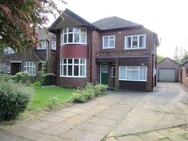 4 Bedrooms Detached House for sale in Vicarage Gardens, Scunthorpe