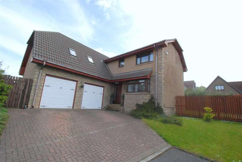 4 Bedrooms Detached Villa House for sale in Scotsmill Place, Hillend