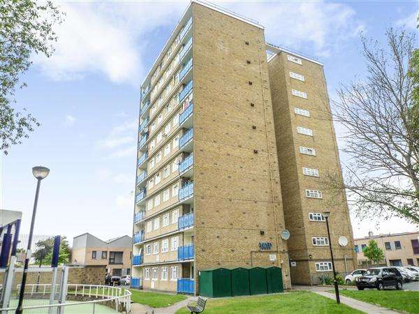 2 Bedrooms Apartment Flat for sale in Albany Road, London
