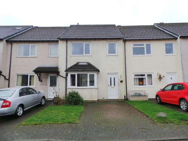 3 Bedrooms Terraced House for sale in Railway Terrace, Lindal, Ulverston
