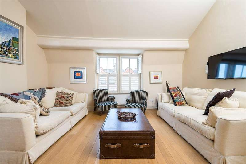 2 Bedrooms Flat for sale in Acton Lane, Chiswick, London