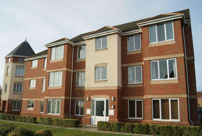 2 Bedrooms Apartment Flat for rent in Shepherd House, Arnold Road, Bestwood