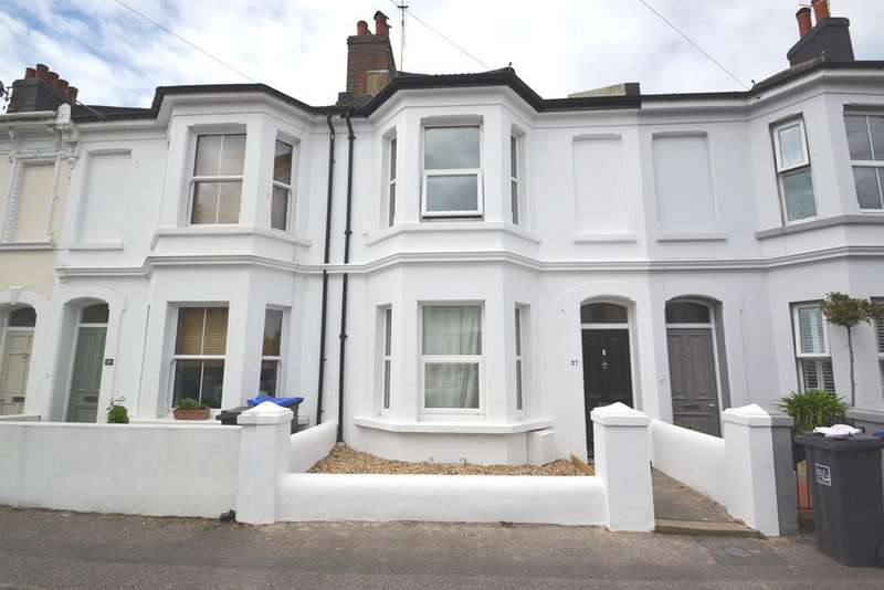 3 Bedrooms Terraced House for sale in Graham Road, Worthing, BN11 1TL