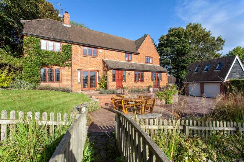 4 Bedrooms Detached House for sale in Middle Assendon, Henley-on-Thames, Oxfordshire, RG9