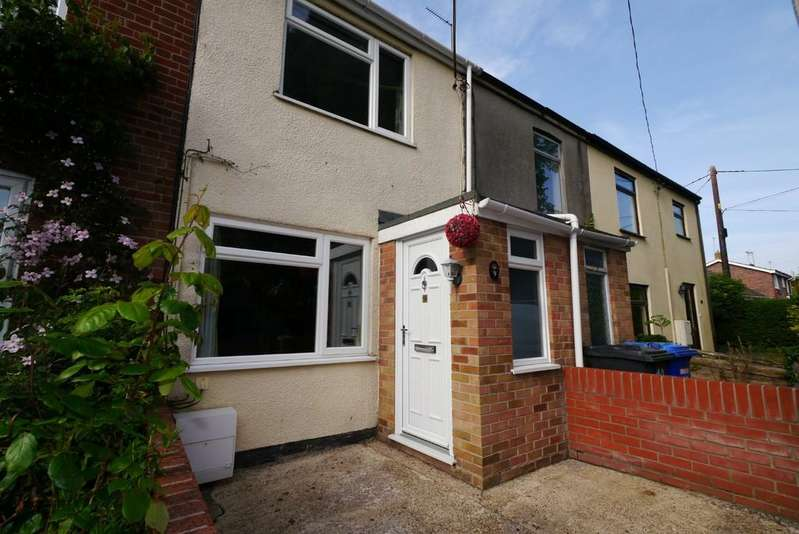 3 Bedrooms Terraced House for sale in Meadow Road, Oulton, Lowestoft