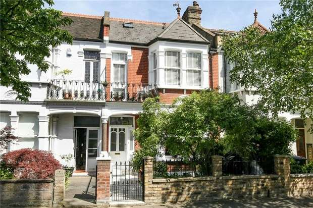 5 Bedrooms Terraced House for sale in Second Avenue, Acton