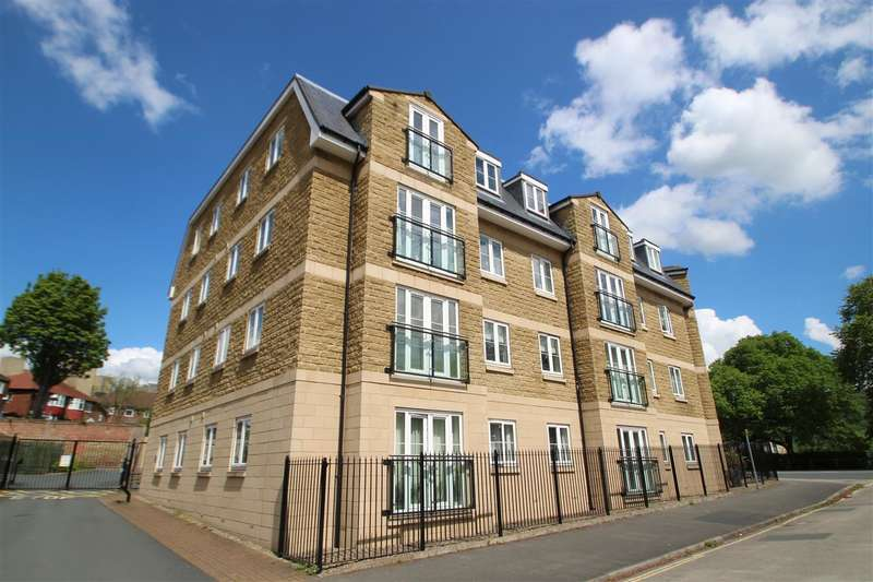 1 Bedroom Apartment Flat for sale in The Hub, Caygill Terrace, Halifax