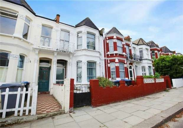 4 Bedrooms Terraced House for sale in Peploe Road, Queens Park, London