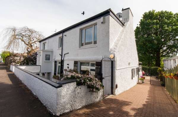 3 Bedrooms Flat for sale in 43 Old Road, Elderslie