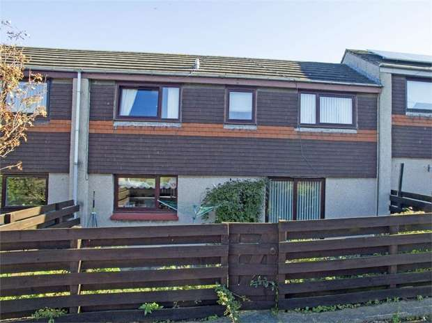 2 Bedrooms End Of Terrace House for sale in Deanhead Drive, Eyemouth, Scottish Borders