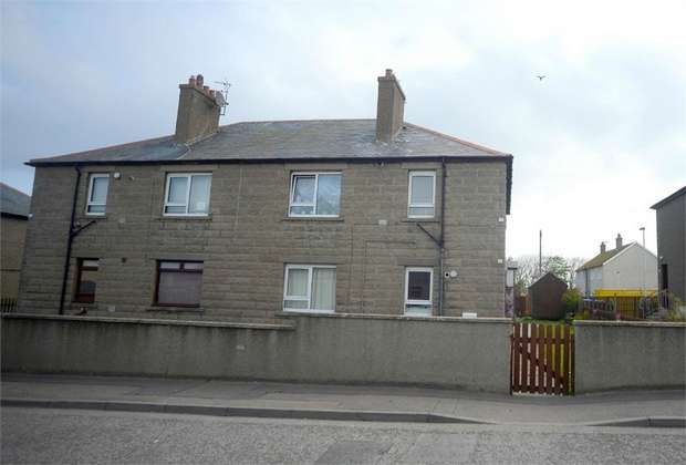 2 Bedrooms Flat for sale in Duncan Street, Banff, Aberdeenshire