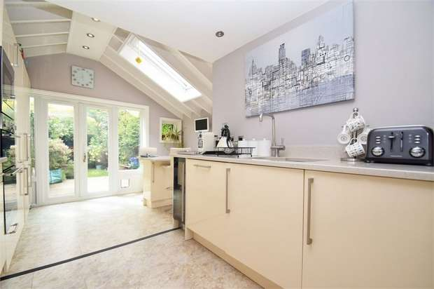 4 Bedrooms Terraced House for sale in Napier Road, Old Isleworth, St Margarets