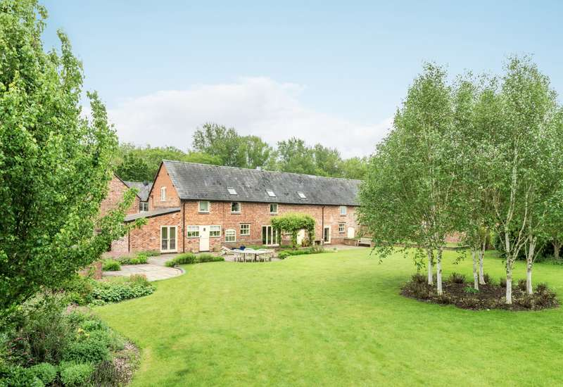 4 Bedrooms House for sale in 4 bedroom Barn Conversion Link Detached in Calveley