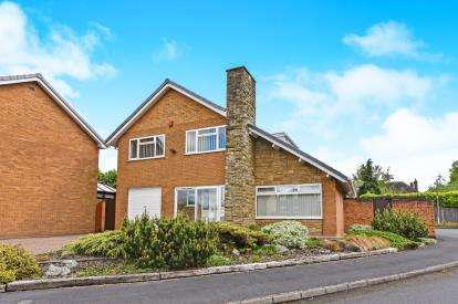 4 Bedrooms Detached House for sale in Ravenhurst Drive, Great Barr, Birmingham, West Midlands