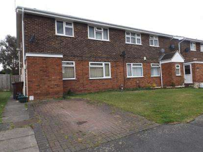 2 Bedrooms Maisonette Flat for sale in Peach Road, Willenhall, West Midlands