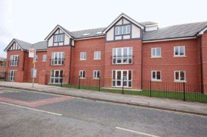 2 Bedrooms Flat for sale in Gemini Court, Walkden Avenue, Wigan, Greater Manchester, WN1
