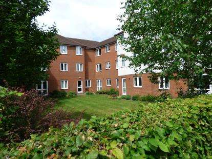 1 Bedroom Retirement Property for sale in 2A Clydesdale Road, Hornchurch