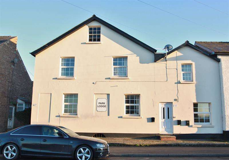 1 Bedroom Flat for sale in Walford Road, ROSS ON WYE