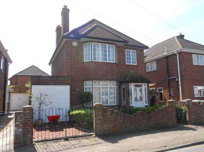 3 Bedrooms Detached House for sale in King William Road, Kempston, Bedford, Bedfordshire