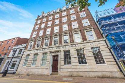 2 Bedrooms Flat for sale in Empire House, Mount Stuart Square, Cardiff Bay, Cardiff