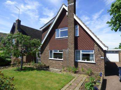 3 Bedrooms Detached House for sale in Sherwood Avenue, Kingsthorpe, Northampton, Northamptonshire